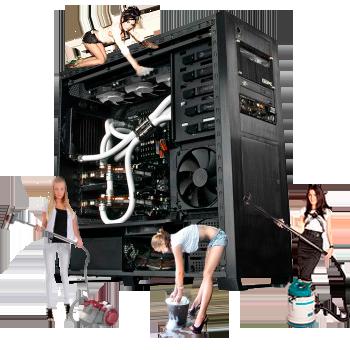Компьютерная помощь на метро Выставочная с выездом мастера на дом