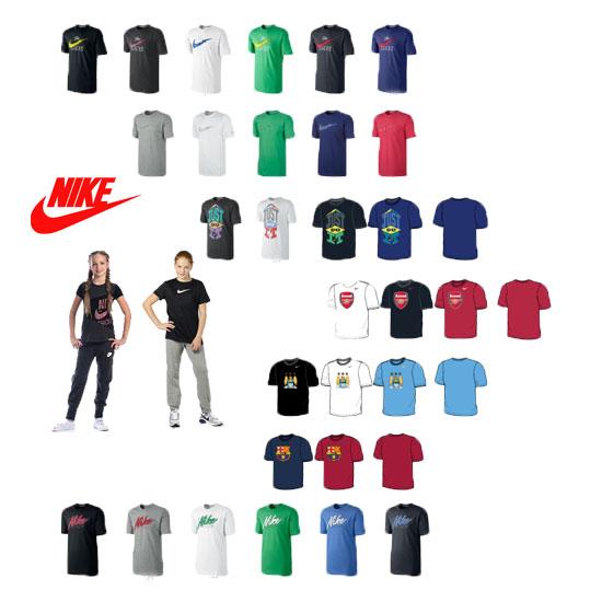 5ce514e44e63 Футболки из коллекции Nike