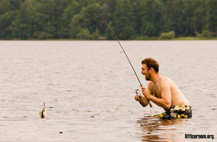 собрался на рыбалку прикол